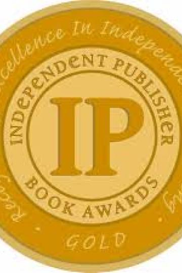 Karen Fielding won gold at the 2015 IPPY Awards