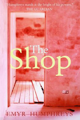 the shop, emyr humphreys