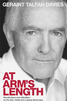at arms length, geraint talfan davies