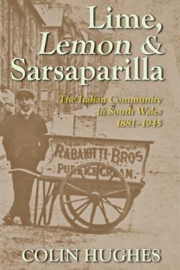 lime lemon sarsaparilla