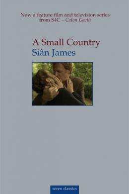 small country, sian james, seren classics