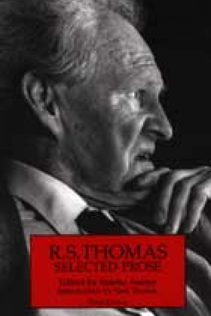 R S Thomas Selected Prose