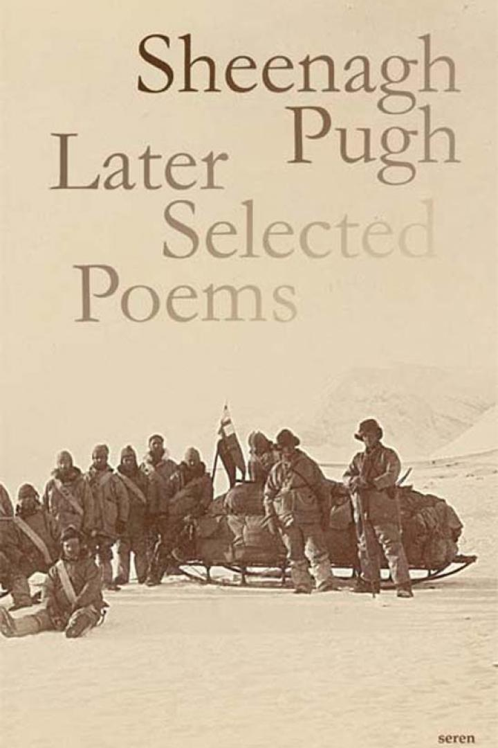sheenagh pugh later selected poems