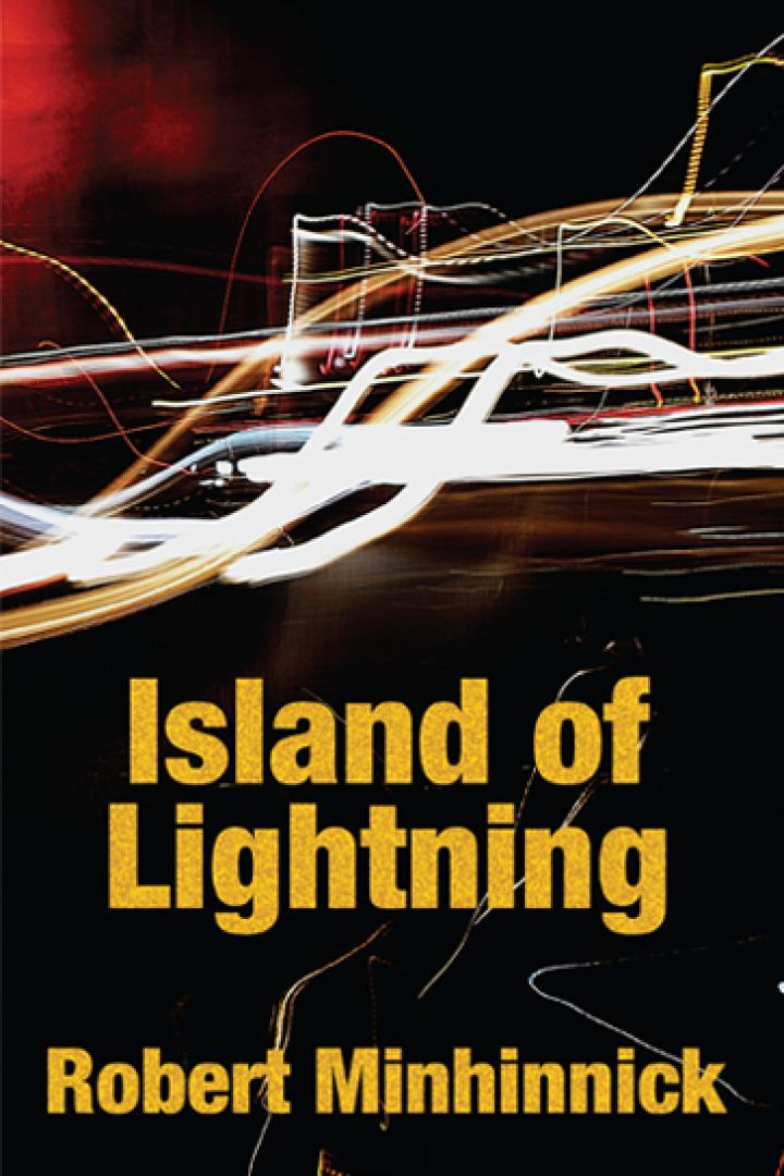 Island of Lightening, Robert Minhinnick