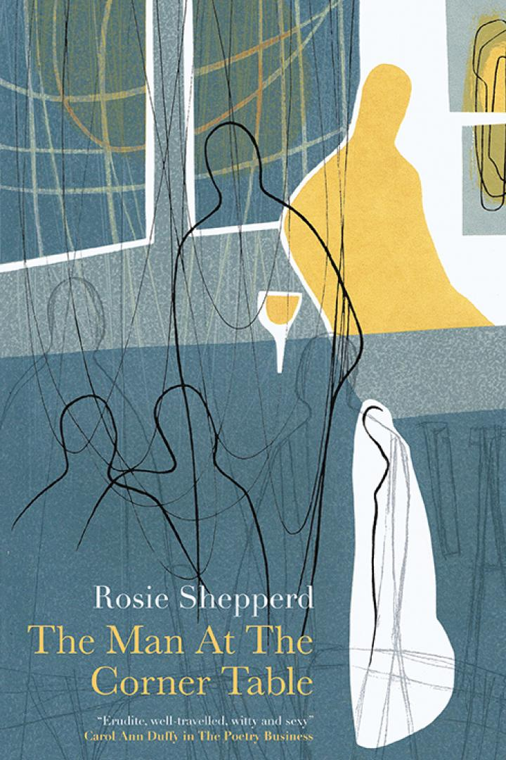 The Man at the Corner Table, Rosie Shepperd