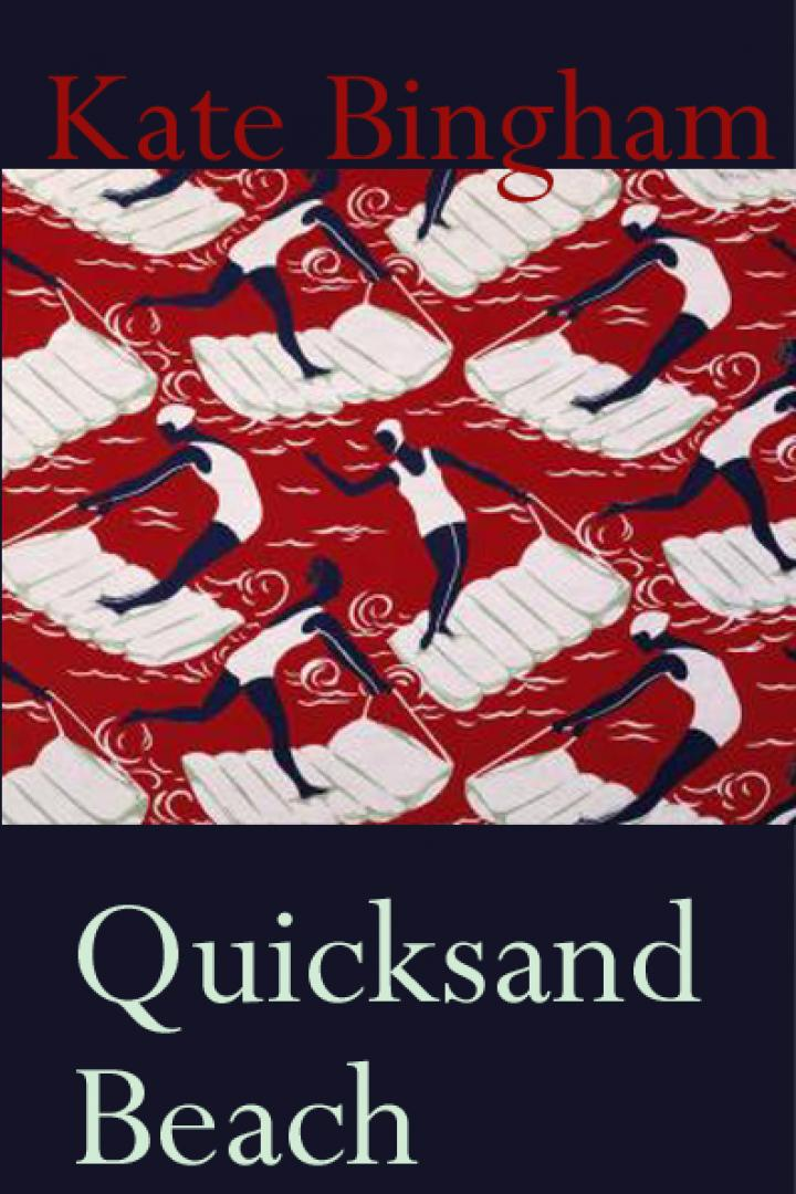 quicksand beach, kate bingham