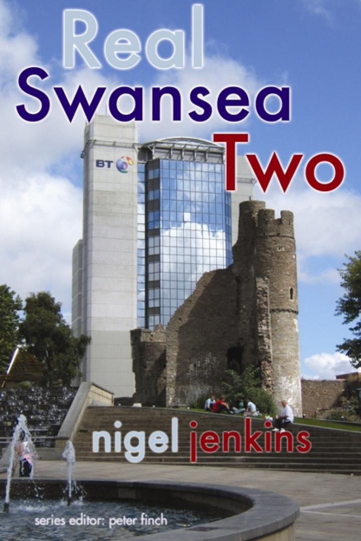 Real Swansea Two, Nigel Jenkins